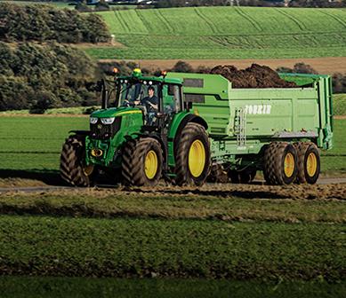 Equipos y maquinaria agrícola