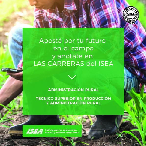 Técnico Superior en Producción y Administración Rural
