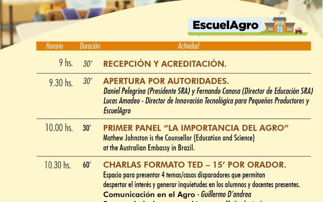 Jornada Docente – EscuelAgro
