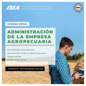 Administración de la Empresa Agropecuaria